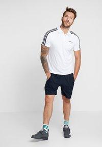 adidas Performance - 4KRFT TECH WOVEN SHORTS - Korte sportsbukser - legend ink/white - 1