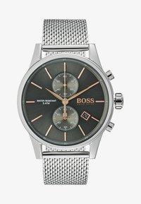 BOSS - JET - Chronograph watch - gray - 1