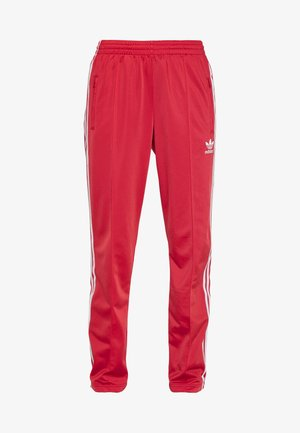 FIREBIRD ADICOLOR TRACK PANTS - Jogginghose - lusred/white