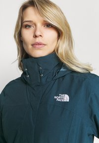 The North Face - SANGRO JACKET - Hardshell jacket - montery blu dark heather - 5