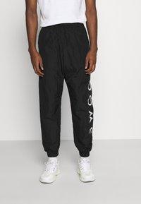 Nike Sportswear - PANT - Pantaloni sportivi - black/white - 0