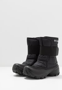 Columbia - YOUTH ROPE TOW KRUSER 2 - Winter boots - black - 3