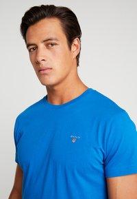 GANT - THE ORIGINAL - T-shirt - bas - lake blue - 3