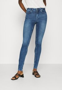 ONLY - ONLBLUSH LIFE - Jeans Skinny Fit - medium blue denim - 0