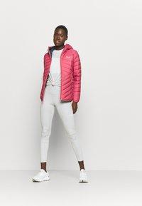 Salewa - BRENTA - Down jacket - mauvemood - 1