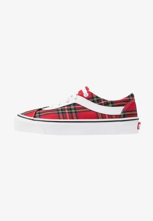 BOLD - Zapatillas - red/true white