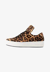 MICHAEL Michael Kors - MINDY LACE UP - Sneaker low - butterscotch - 1