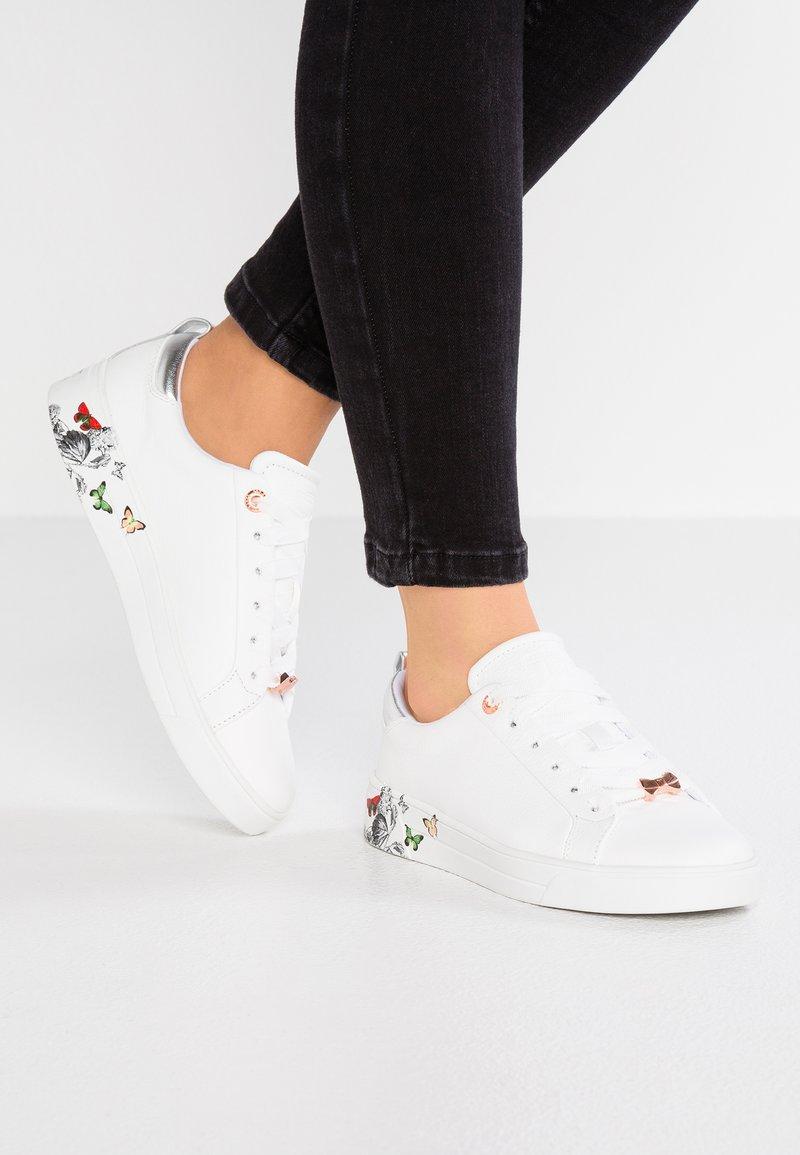 Ted Baker - MISPIR - Sneakers laag - white narnia