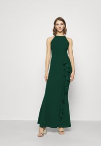 WAL G. - MIAH MAXI DRESS - Occasion wear - forest green - 1