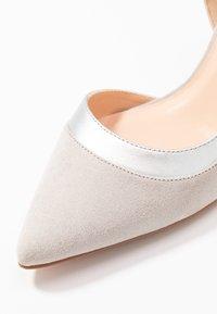 Anna Field - Tacones - light grey - 2