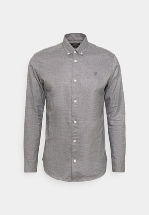 JPRBLAPERFECT TWIST  - Skjorta - grey melange