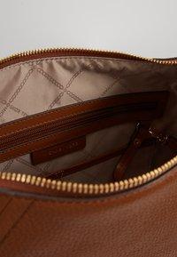 MICHAEL Michael Kors - ARIA PEBBLE  - Handbag - luggage - 4