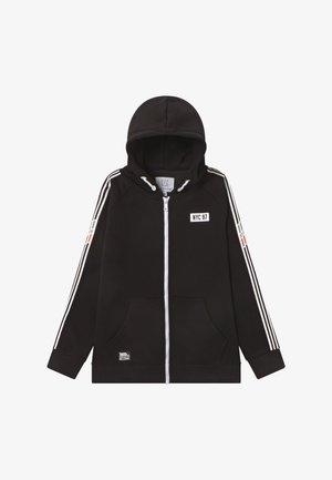 TEENAGER - Zip-up hoodie - black