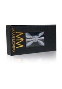 Massi Morino - 2 PIECE SET - Pocket square - grau - 4