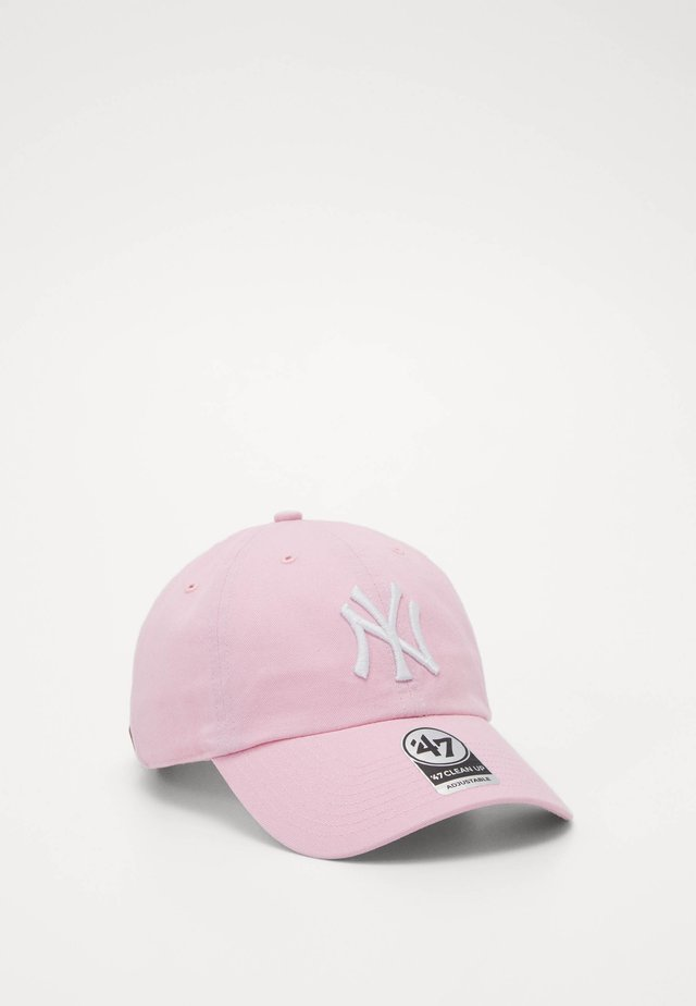 YANKEES CLEAN UP - Cap - petal pink