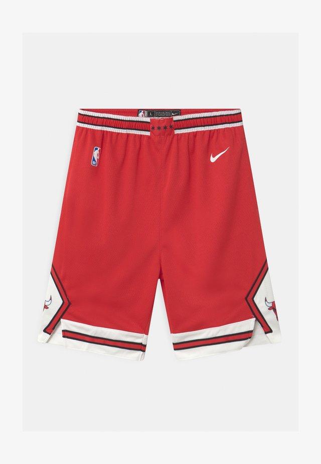 NBA CHICAGO BULLS BOYS ICON SWINGMAN - Pelipaita - university red