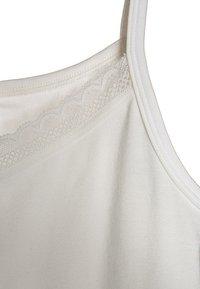 Sanetta - Undershirt - broken white - 2