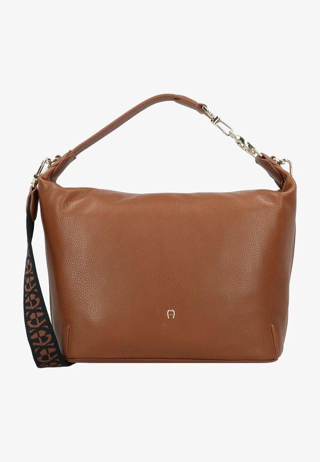Handtasche - dark toffee brown