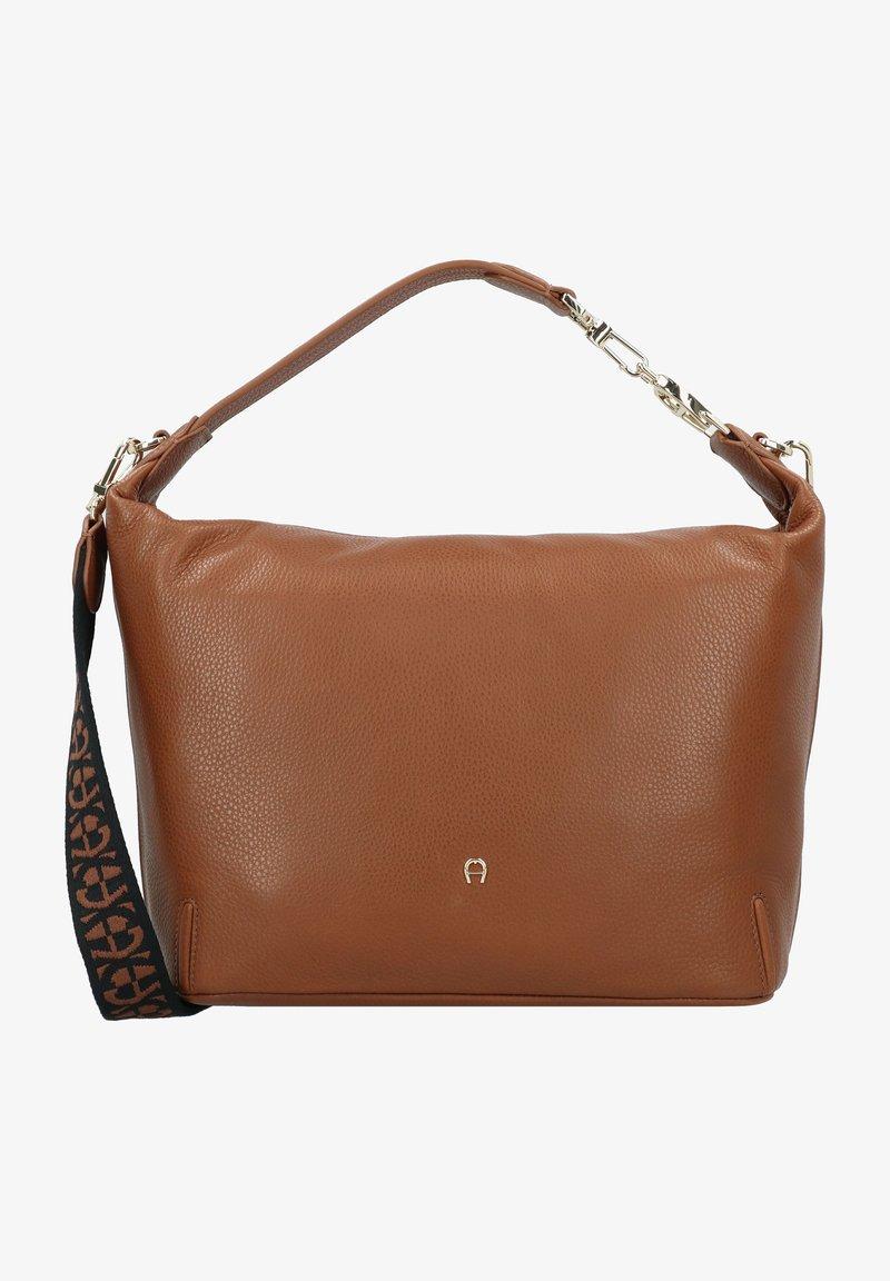 AIGNER - Handbag - dark toffee brown