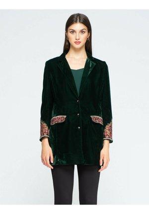 Classic coat - verde