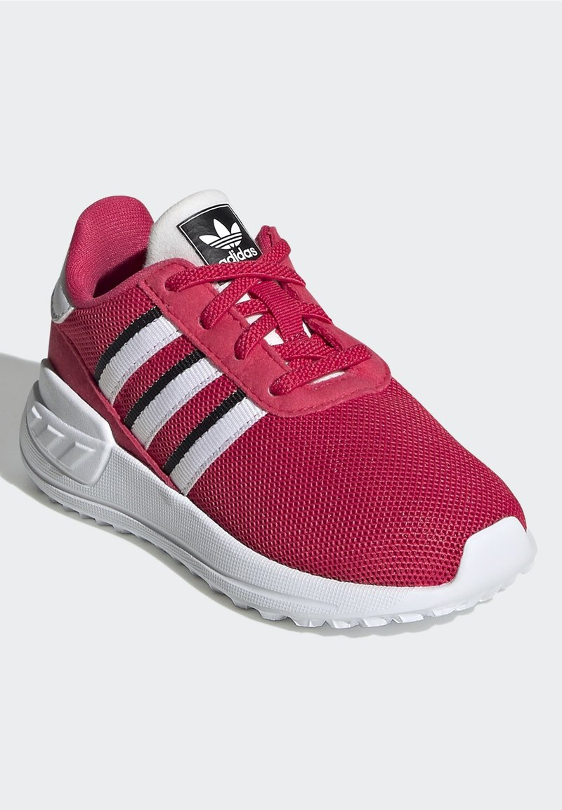 adidas Originals - LA TRAINER LITE SHOES - Trainers - pink