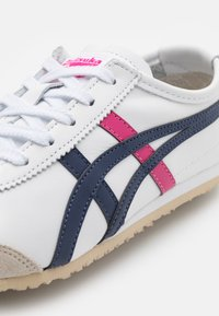 Onitsuka Tiger - MEXICO 66 - Sneakers - white/navy/pink - 5