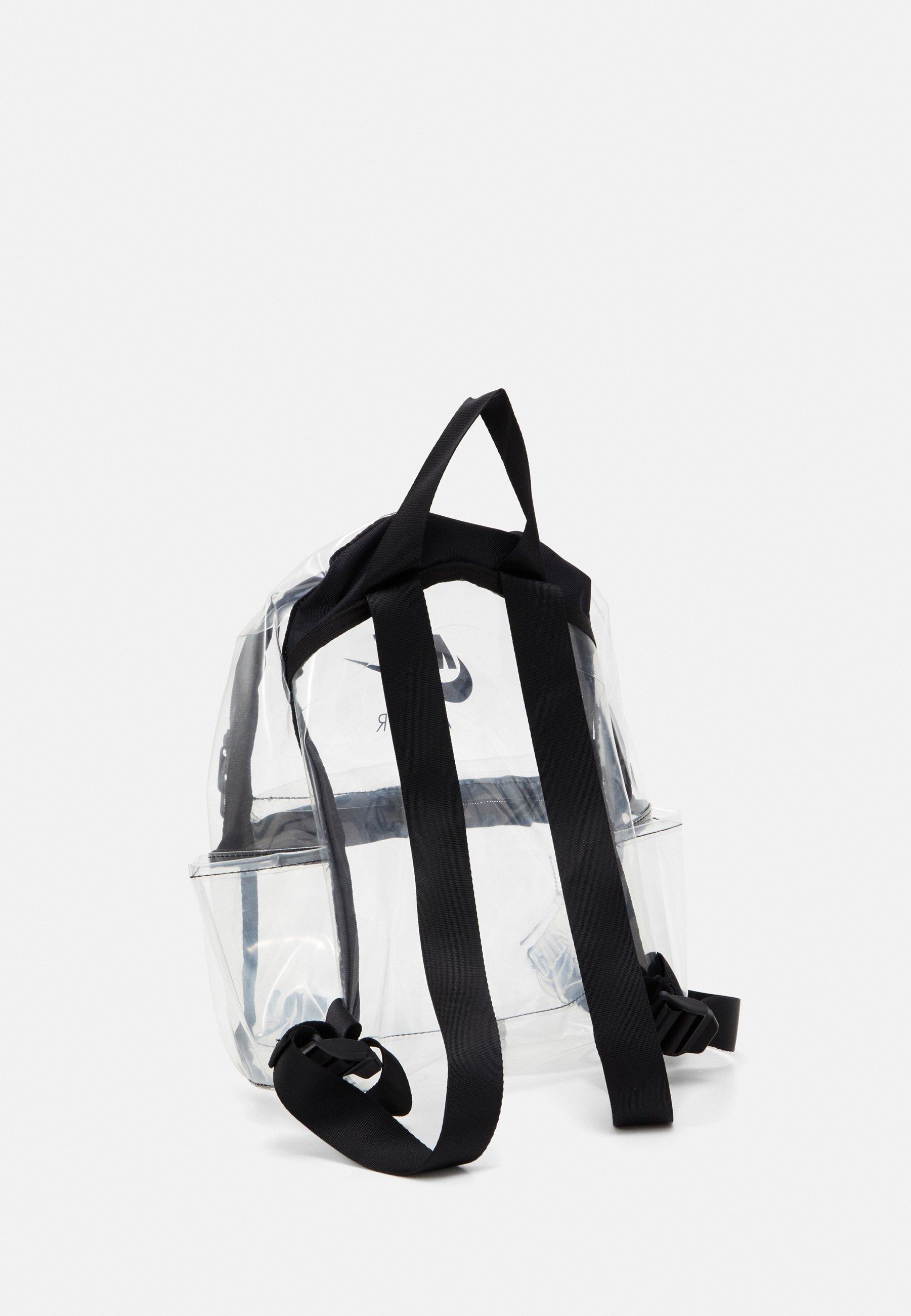Nike Sportswear Just Do It - Plecak Clear/black