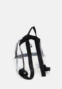 Nike Sportswear - JUST DO IT - Rucksack - clear/black - 1