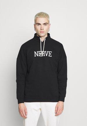 NEMILO - Sweater - black