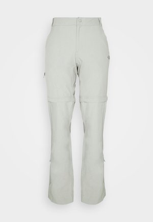 EXPLORATION CONVERTIBLE PANT - Outdoor trousers - wrought iron