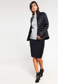 Filippa K - COOL - A-line skirt - dark navy - 1
