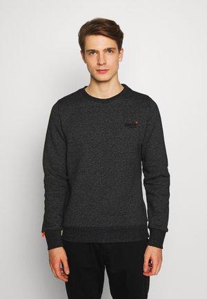 CLASSIC CREW - Pullover - black