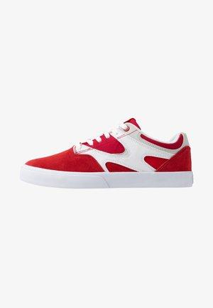 KALIS VULC - Skateschuh - red/white