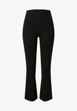 BRIDGET - Trousers - schwarz