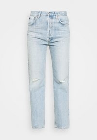 Agolde - 90'S PINCH WAIST - Straight leg jeans - flashback/light indigo - 5