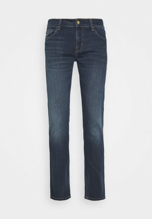 REBEL PANT SPICER - Slim fit jeans - blue