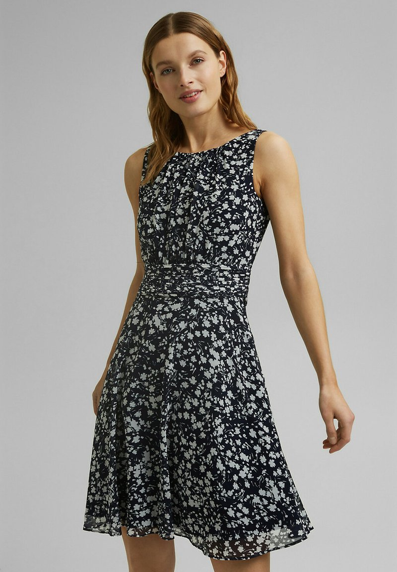 Esprit Collection - Day dress - navy