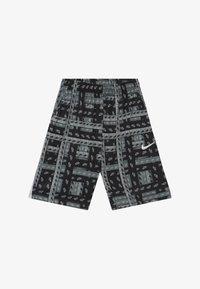 Nike Performance - DRY SHORT KIDS - Sports shorts - smoke grey/white - 2