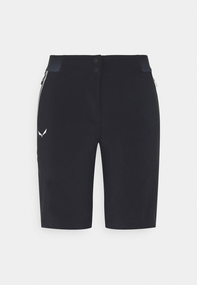 PEDROC SHORTS - kurze Sporthose - black out