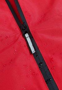 Next - FULLY - Waterproof jacket - red - 4