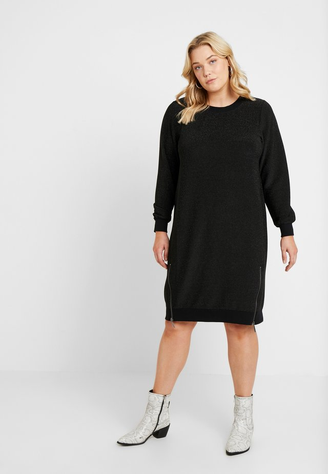 NOELANI  DRESS - Vapaa-ajan mekko - black