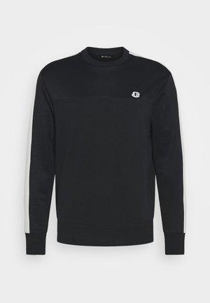LOOPBACK MIX - Sweater - midnight