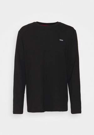 DEROL - Long sleeved top - black