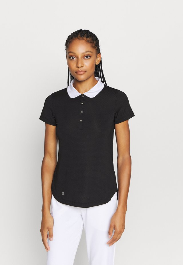 HEDDA - Polo shirt - black