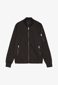 Bershka - Bomber Jacket - black - 5