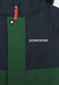 Didriksons - CORNELIUS COVER - Snowsuit - leaf green - 4