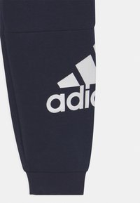 adidas Performance - UNISEX - Träningsbyxor - legend ink/white