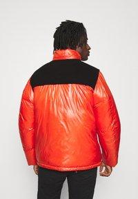 Champion Reverse Weave - HOODED JACKET - Winter jacket - red - 3