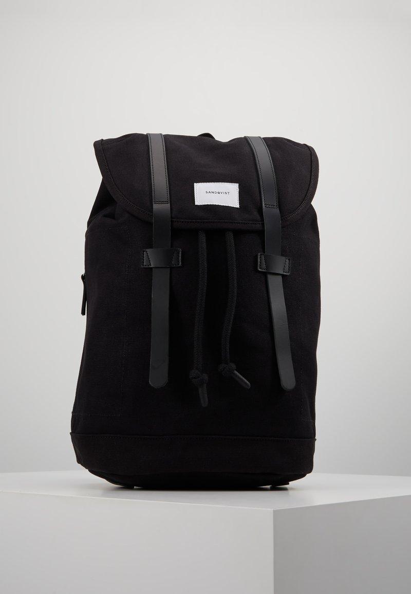 Sandqvist - STIG LARGE - Sac à dos - black