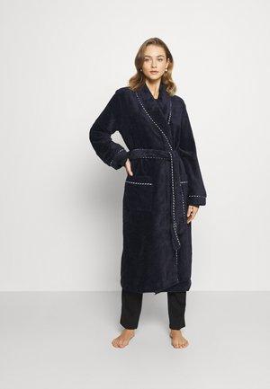 AFTER SHOWER - Dressing gown - dark lapis blue